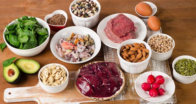 Một chế độ dinh dưỡng đầy đủ chất