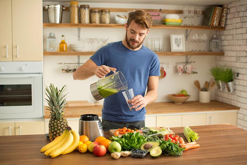 Duy trì một chế độ dinh dưỡng hợp lý