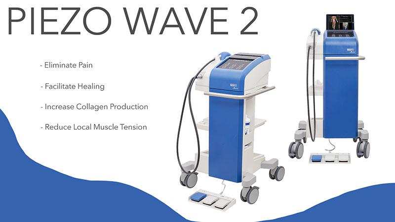Piezowave2 là dòng máy hiện đại nhất hiện này dùng sóng xung kích chữa RLCD